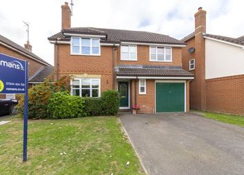 Thumbnail 4 bed detached house for sale in Culvercroft, Binfield, Bracknell