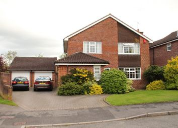 Thumbnail 4 bedroom detached house to rent in Morgan Close, Saltford