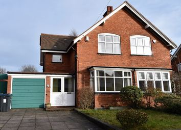 Thumbnail 3 bedroom semi-detached house for sale in Willow Road, Bournville, Birmingham