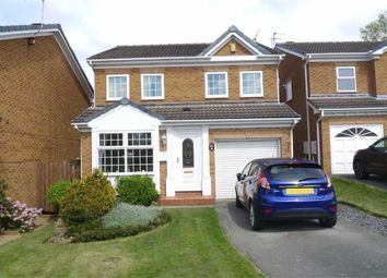 Thumbnail 4 bed detached house for sale in Summerfields Way, Shipley View, Derbyshire