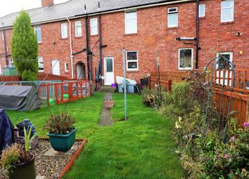 Thumbnail 2 bed terraced house for sale in Heathfield Crescent, Newcastle Upon Tyne