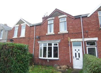 Thumbnail 3 bedroom terraced house to rent in East View, Bedlington