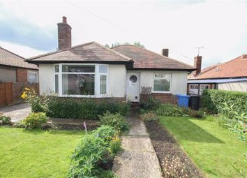 Thumbnail 3 bed detached bungalow for sale in Mansefield Road, Tweedmouth, Berwick Upon Tweed