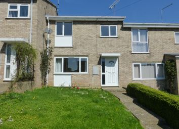 Thumbnail 3 bed terraced house for sale in St Wilfrids Road, Oundle, Peterborough