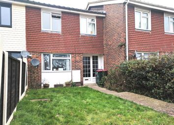Thumbnail 3 bed terraced house to rent in Mendip Walk, Crawley