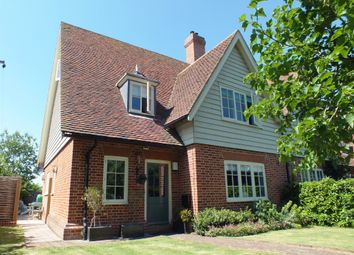 Thumbnail 4 bed cottage for sale in Provender Lane, Norton, Faversham