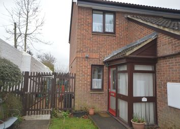 Thumbnail 1 bed flat for sale in Warblers Close, Strood, Rochester