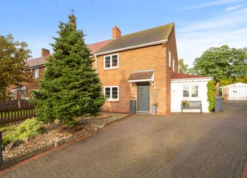 Thumbnail 3 bed end terrace house for sale in Suffolk Road, Burton-On-Trent