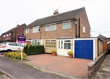 Thumbnail 3 bed semi-detached house for sale in Uplands Drive, Stoke-On-Trent
