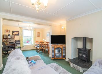Thumbnail 3 bed terraced house for sale in Tor View Chapel Road, Foxhole, St. Austell
