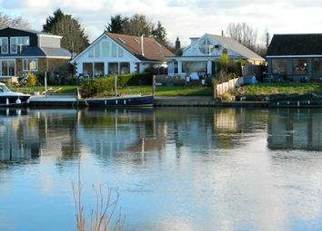 Thumbnail 3 bedroom detached house for sale in Chertsey Meads, Chertsey, Surrey