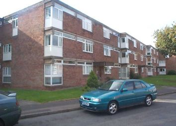 Thumbnail 2 bed flat to rent in The Lindens, Newbridge, Wolverhampton