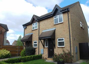 Thumbnail 2 bedroom terraced house to rent in The Hedgerows, Stevenage, Herts
