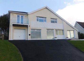 Thumbnail 4 bedroom detached house for sale in Penyfai Lane, Furnace, Llanelli, Carmarthenshire