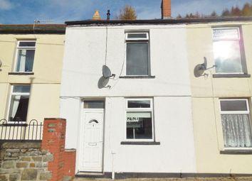 Thumbnail 2 bed terraced house for sale in Albert Street, Blaenllechau, Ferndale