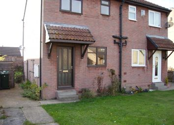 Thumbnail 2 bed semi-detached house to rent in Broadwater Drive, Dunscroft, Doncaster