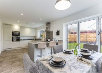 Thumbnail 4 bed detached house for sale in Plot 5 Aiken Meadow Scotforth Road, Lancaster