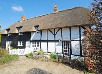 Thumbnail 4 bed detached house for sale in High Street, South Moreton, Didcot