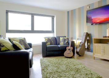 Thumbnail 5 bed flat to rent in The Triangle, 2 Burley Road, University