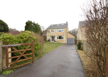 Thumbnail 4 bed detached house for sale in Horsecombe Grove, Bath, Somerset
