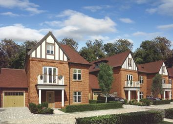 Thumbnail 4 bed detached house for sale in Taplow Riverside, Mill Lane, Taplow, Maidenhead