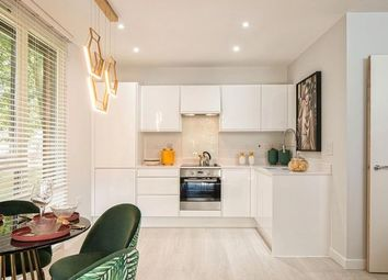 Thumbnail 2 bed flat for sale in Nestles Avenue, Hayes