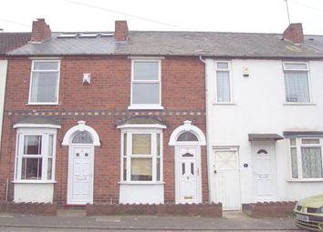 Thumbnail 2 bed terraced house to rent in Mount Street, Halesowen