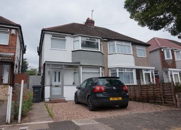 Thumbnail 3 bed semi-detached house for sale in Edgemond Avenue, Erdington, Birmingham