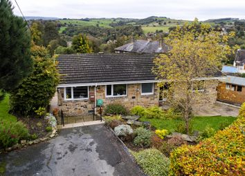 Thumbnail 3 bed detached bungalow for sale in Town End Road, Wooldale, Holmfirth