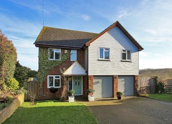 Thumbnail 4 bed detached house for sale in Benenden View, Standen Street, Iden Green, Kent