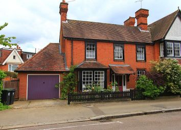 Thumbnail 3 bed end terrace house for sale in High Beech, Loughton, Essex