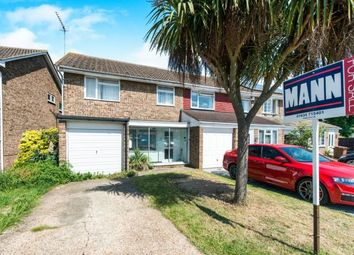Thumbnail 3 bedroom end terrace house for sale in Battlesmere Road, Cliffe Woods, Rochester, Kent