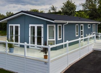 Thumbnail 2 bed lodge for sale in Crow Lane, Great Billing, Northampton