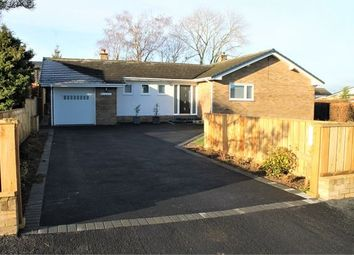 Thumbnail 3 bedroom detached bungalow for sale in Winston Way, New Ridley, Stocksfield