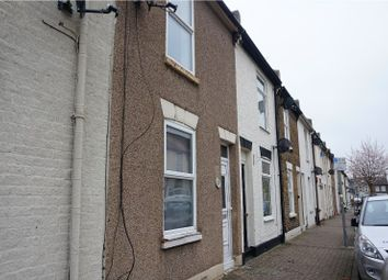 Thumbnail 2 bed end terrace house to rent in Randolph Road, Gillingham