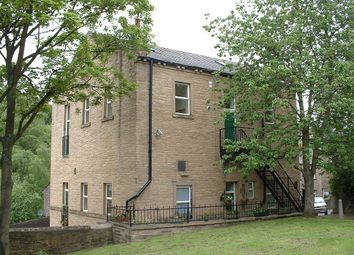 Thumbnail 1 bed flat to rent in The Old Chapel, 65 High Street, Luddenden