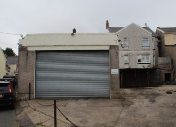 Thumbnail Parking/garage for sale in Cambrian Garage, Nelson Street, Beaufort, Ebbw Vale, Blaenau Gwent