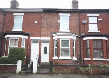 Thumbnail 2 bedroom terraced house to rent in Hopwood Avenue, Eccles, Manchester
