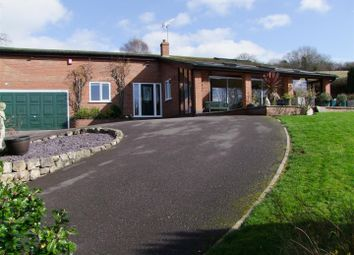 Thumbnail 4 bed detached bungalow for sale in Hamilton Road, Burton-On-Trent