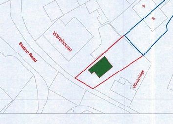 Land for sale in Building Plot, Station Road, Worsbrough, Barnsley S70