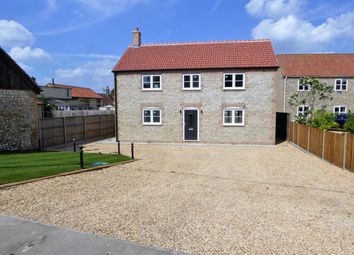 Thumbnail 3 bedroom detached house for sale in Hythe Road, Methwold, Thetford