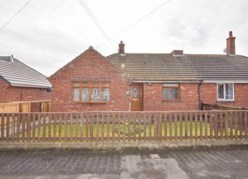 Thumbnail 2 bed semi-detached bungalow for sale in Pleasant View, Burnhope, Durham