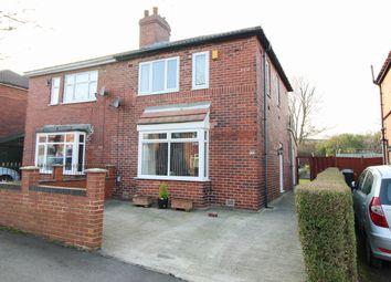 Thumbnail 3 bed semi-detached house for sale in Newlands Road, Sheffield