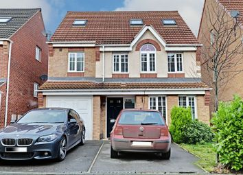 Thumbnail 5 bed detached house for sale in Staunton Park, Kingswood, Hull