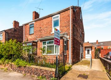 Thumbnail 4 bed semi-detached house for sale in Oxford Street, Rotherham