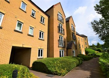 Thumbnail 2 bed flat for sale in Brook View, Grange Park, Northampton