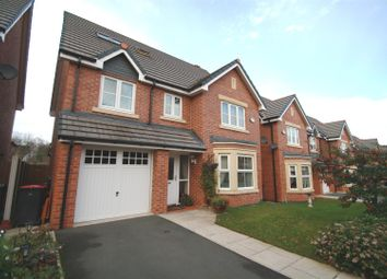 Thumbnail 6 bedroom detached house for sale in Greenwood Place, Ellesmere Park, Manchester