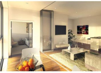 Thumbnail 3 bed flat for sale in Seagull Lane, London