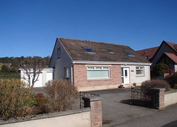 Thumbnail 3 bed detached house for sale in Morriston Road, Elgin, Moray