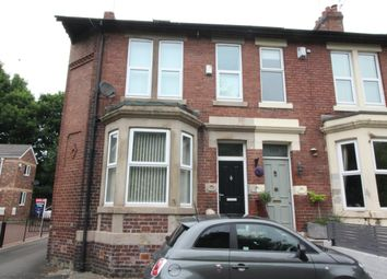 Thumbnail 4 bedroom terraced house to rent in Gallalaw Terrace, Newcastle Upon Tyne